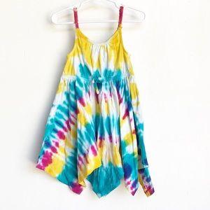 Maggie & Zoe Girl's Tie Dye Dress  NWT
